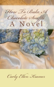 How to Bake a Chocolate Souffle Blue Cover