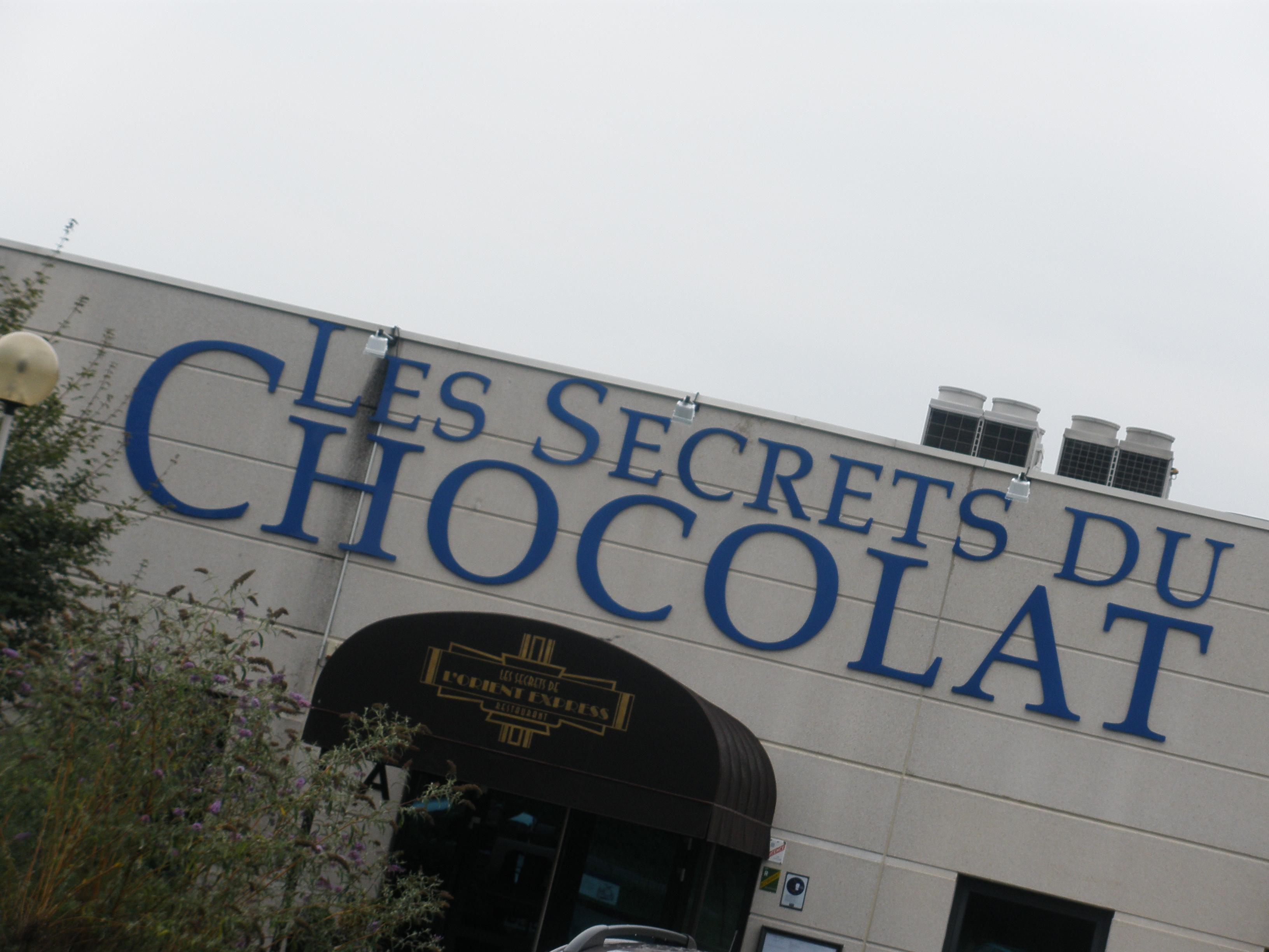 Musée Les Secrets du Chocolat (Museum of Chocolate Secrets ...