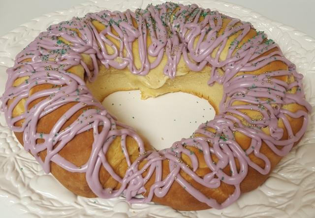 King Cake whole
