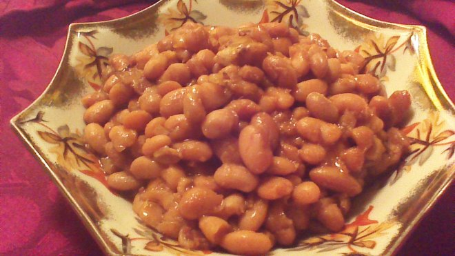Great Grandma's Baked Beans – Crowded Earth Kitchen