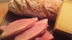 croque ingredients