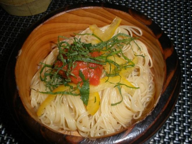 NINJA pasta course