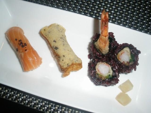 NINJA Sushi Course