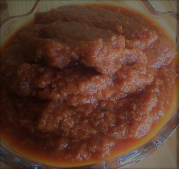Garden Sauce 3